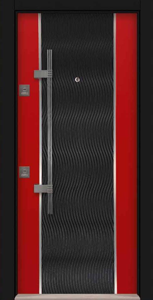 Kırmızı - Siyah - MIR 107