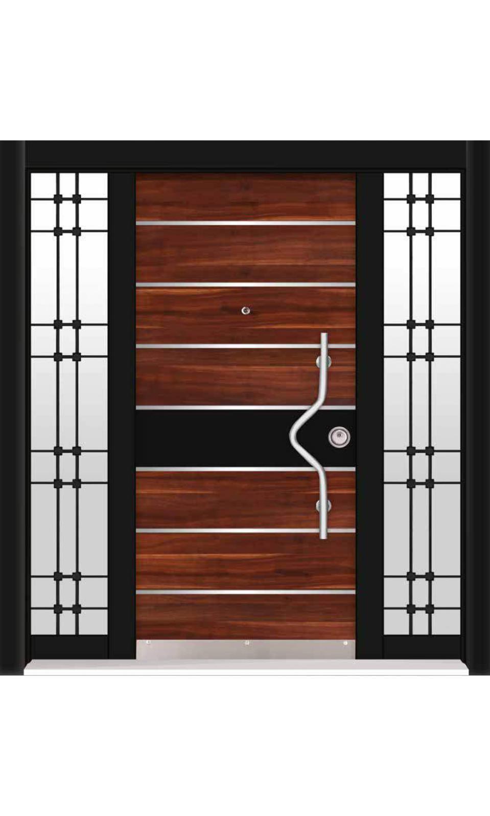 Villa Giriş Kapısı - SP 903